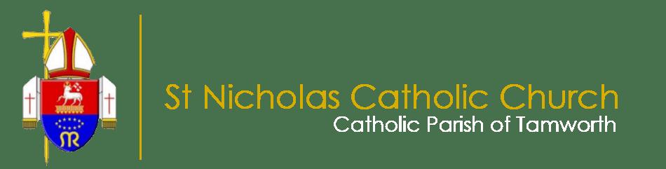 St Nicholas Catholic Church – Tamworth